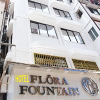 Hotel Flora Fountain