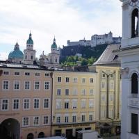 Apartment at Mozart-Geburtshaus