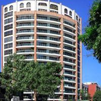 Penthouse Chapultepec US Embassy with Balcony