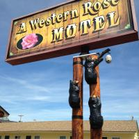 A Western Rose