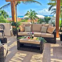 Beachside Villa- Casa Azul Caribe
