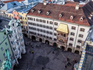 Odwiedź Miasto Innsbruck W Austrii Turystyka I Podróże Bookingcom