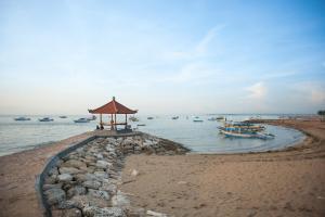 Image of Semawang Beach