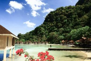 Image of El Nido Resorts Lagen Island Beach