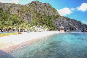 Image of Matinloc Resort Beach