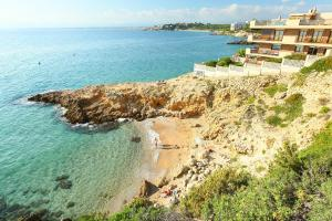 Image of Cala Vinya Beach