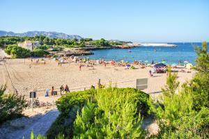 Image of Cala de Sant Jordi Beach
