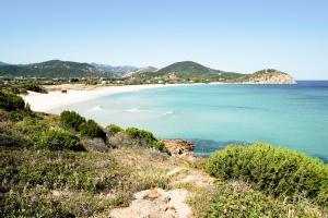 Image of Monte Cogoni Beach