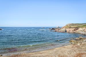 Image of Cala Coscia di Donna Beach