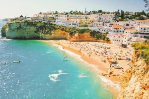 Image of Carvoeiro Beach