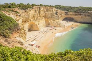 Image of Marinha Beach