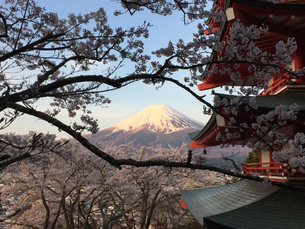 Mt Fuji Hostel Michaels Fujiyoshida Japan Mount Shizuoka Tourist Pass Mini 3 Days Gallery Image Of This Property