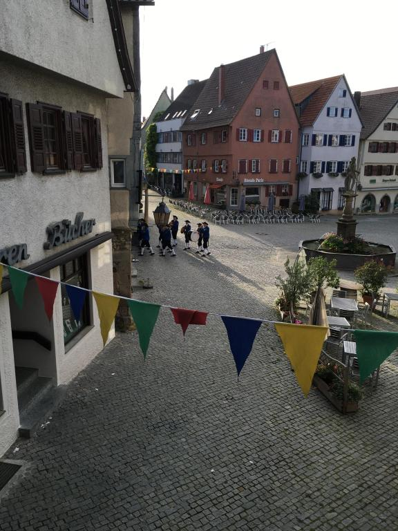 Hotel Zum treuen Bartel (Deutschland Markgröningen) - Booking.com