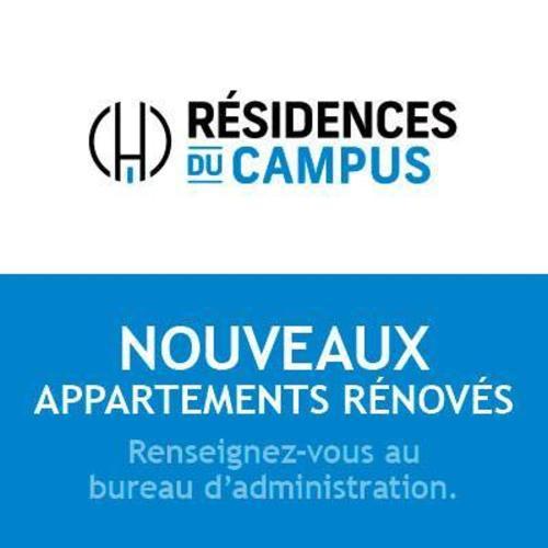 Les Résidences du Campus