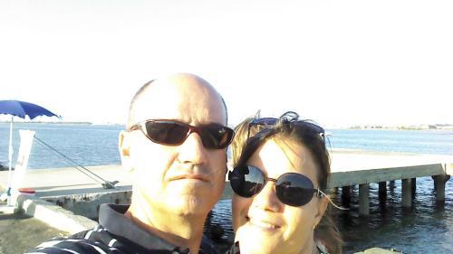 Maritza y Fabio