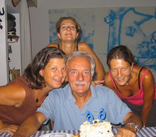 La famiglia di Casa il Pino