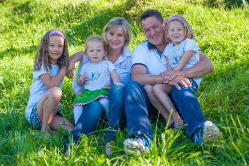 Familie Hausbacher
