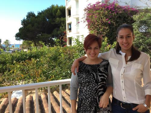 Aina Vidal e Isabel Vidal