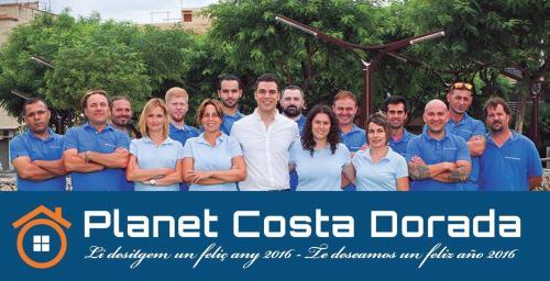 EQUIPO DE PLANET COSTA DORADA