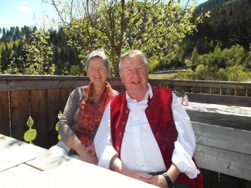 Buchner Hildegard und Robert