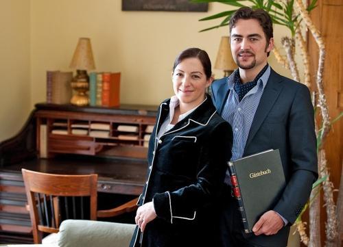 Christof & Johanna Erharter