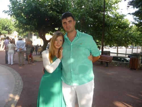 Natalia et Laurent Torini