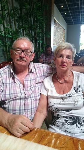 Ania i Andrzej Zielinscy