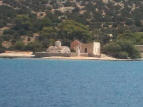 Agios Minas, Island of Alimia