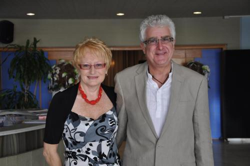 Stephen & Ann Parr