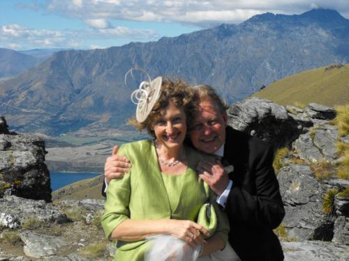 Karen & Ken Faulkner