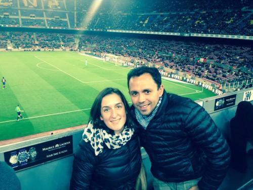 JUAN CARLOS & NINA