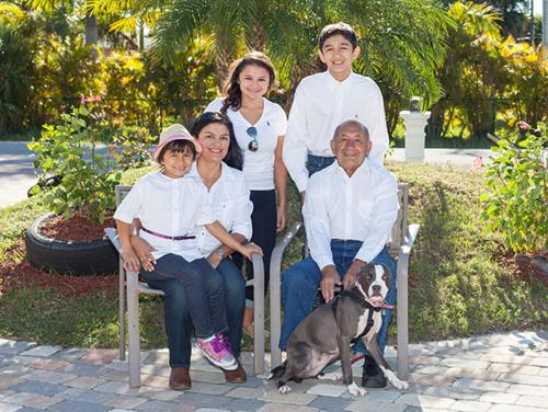 The Monroy Family