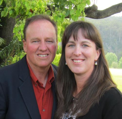 Greg and Kathy Barnsley
