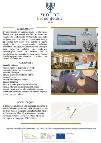 Belmonte Sinai Hotel 4*