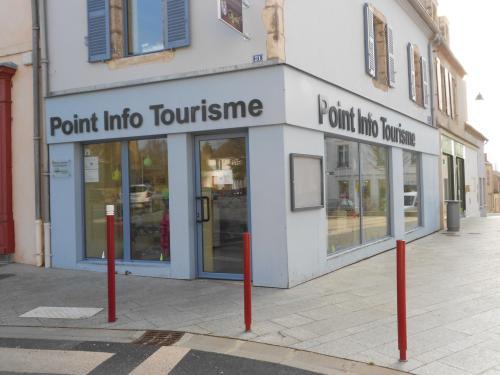 Point Info Tourisme du pays d'Huriel (gestionnaire du gîte Thérence)