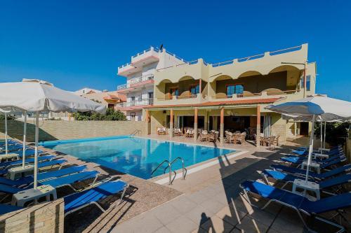 Hotel/aparts Esmeralda