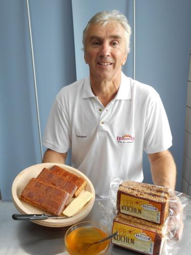 Bäckermeister Christian Hirzinger