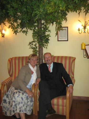 Alois und Brigitte Oppeneiger