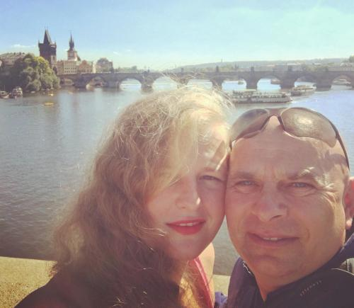 Weronika a Borek