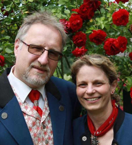 Angela und Georg