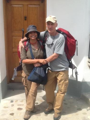 Howard & Angela