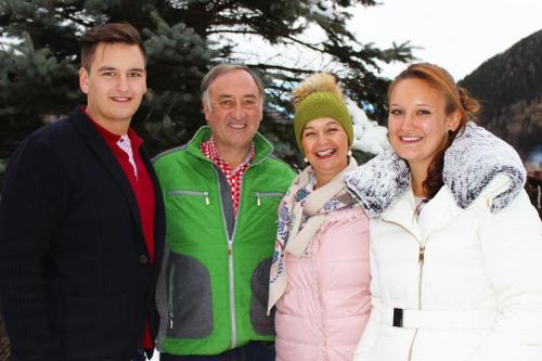 Familie Hinteregger