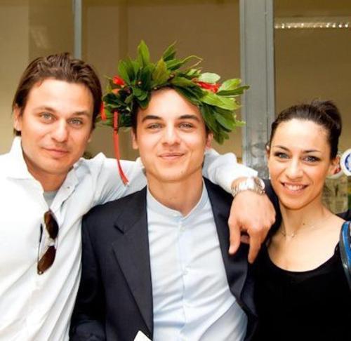 Fabio, Claudio, Daniela