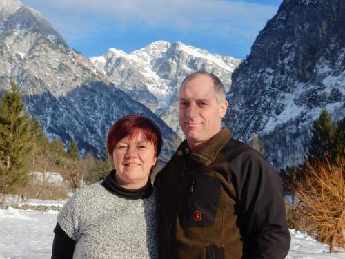Andrejka and Zvonko Kravanja