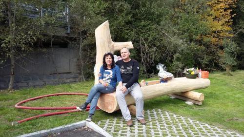 Christiane und Hubert Nagl