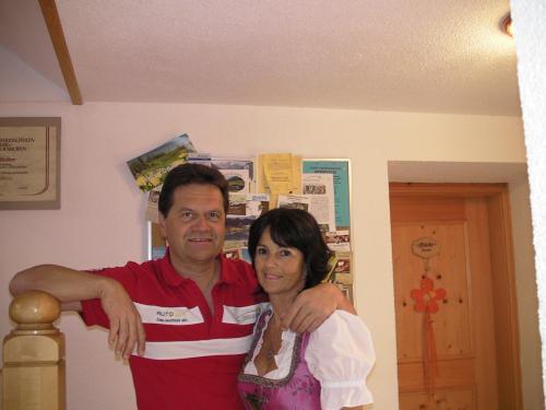 Andrea und Robert Reiter