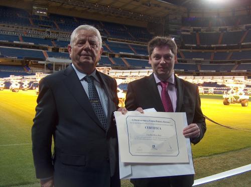 Juan José García Palacios y Emilio Garcia Navarro