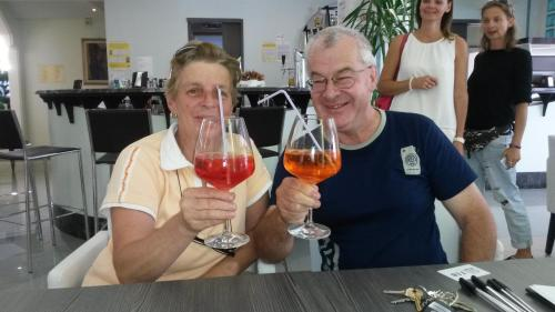Barbara und Rudi