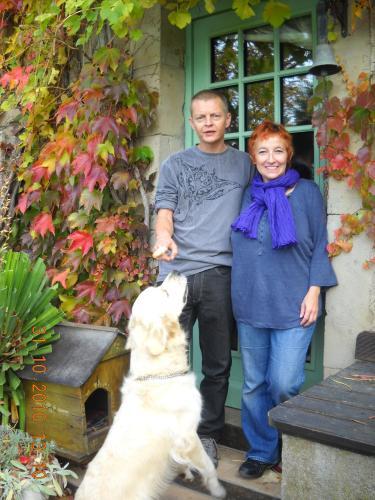 Sylvie et Pascal