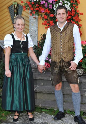 Sonja und Peter